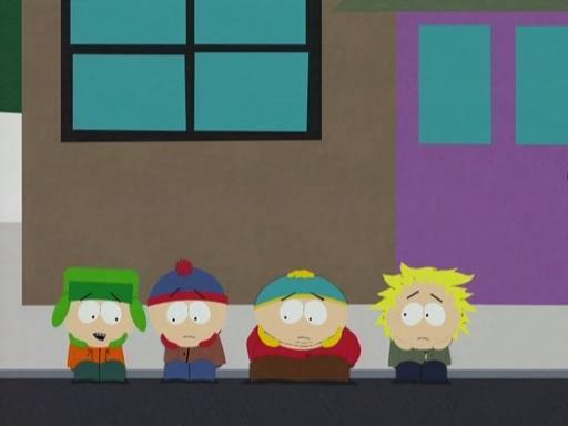 South Park- boys' confusion