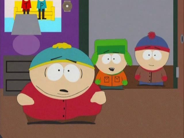 South Park- Cartman destabalized 0510