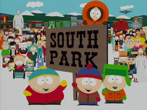 South Park- Characters