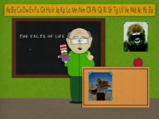South Park- Garrison 1