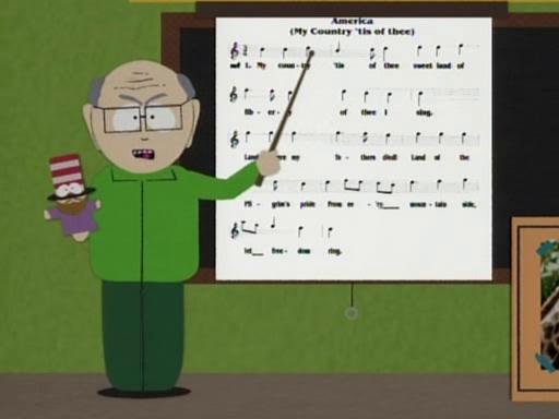 South Park- Garrison recorders