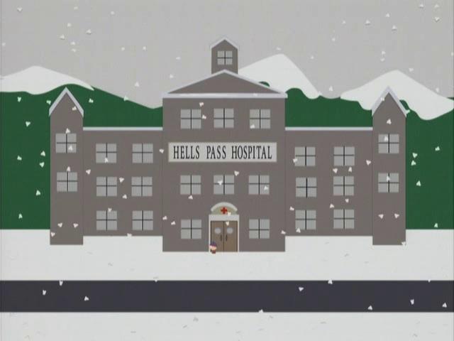 South Park- hospital
