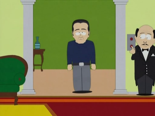 South Park- John Edward
