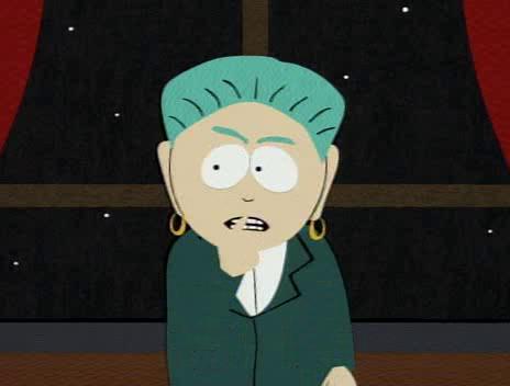South Park- mayor 2