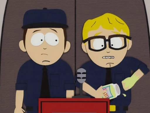 South Park- morticians