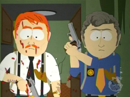 South Park- police 3