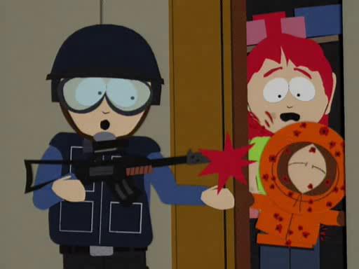 South Park- police 5