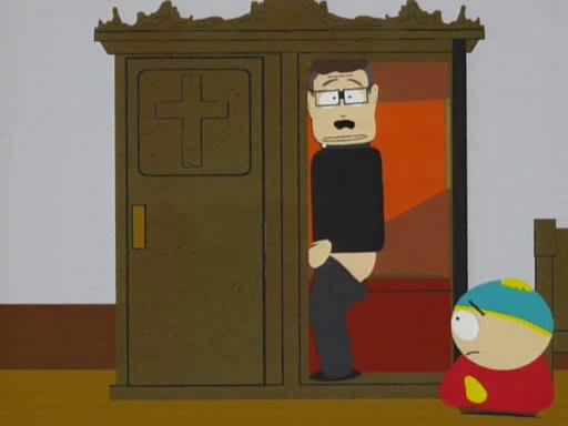 South Park- sinner