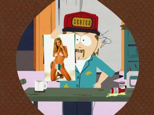 South Park- Stuart
