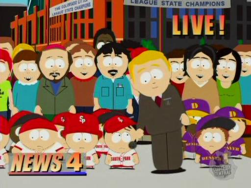 South Park- team interview